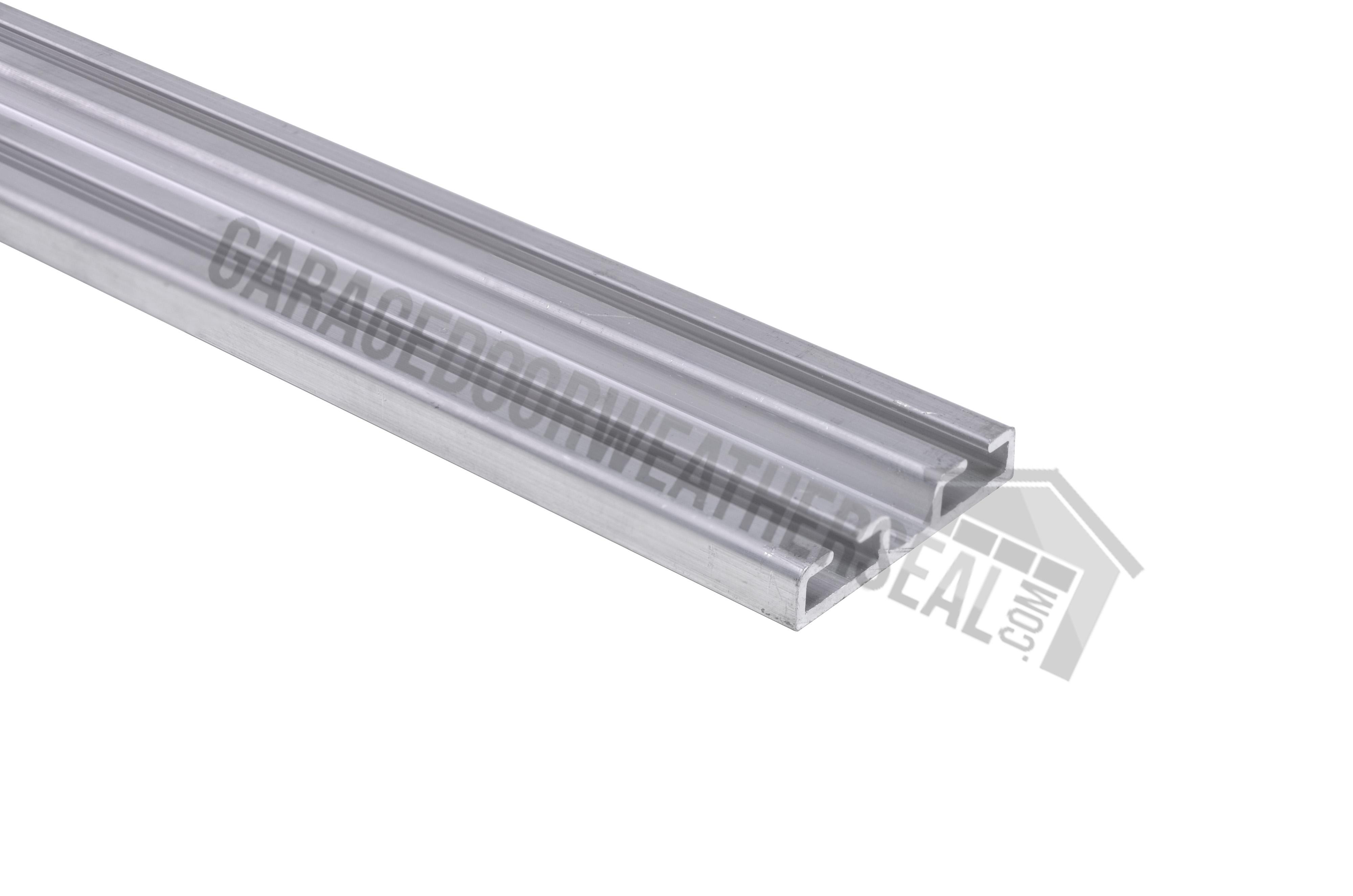Overhead Door Weather Seal Retainer Flat 1 1 4