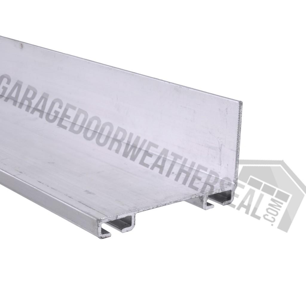 Overhead Door Bottom Seal Retainer Garage Door Weather Seal