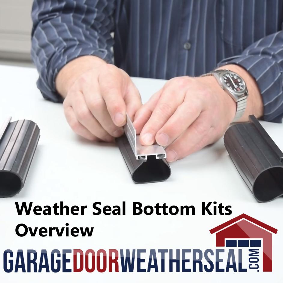 Weather Seal Bottom Kits Archives Garage Door Weather Seal