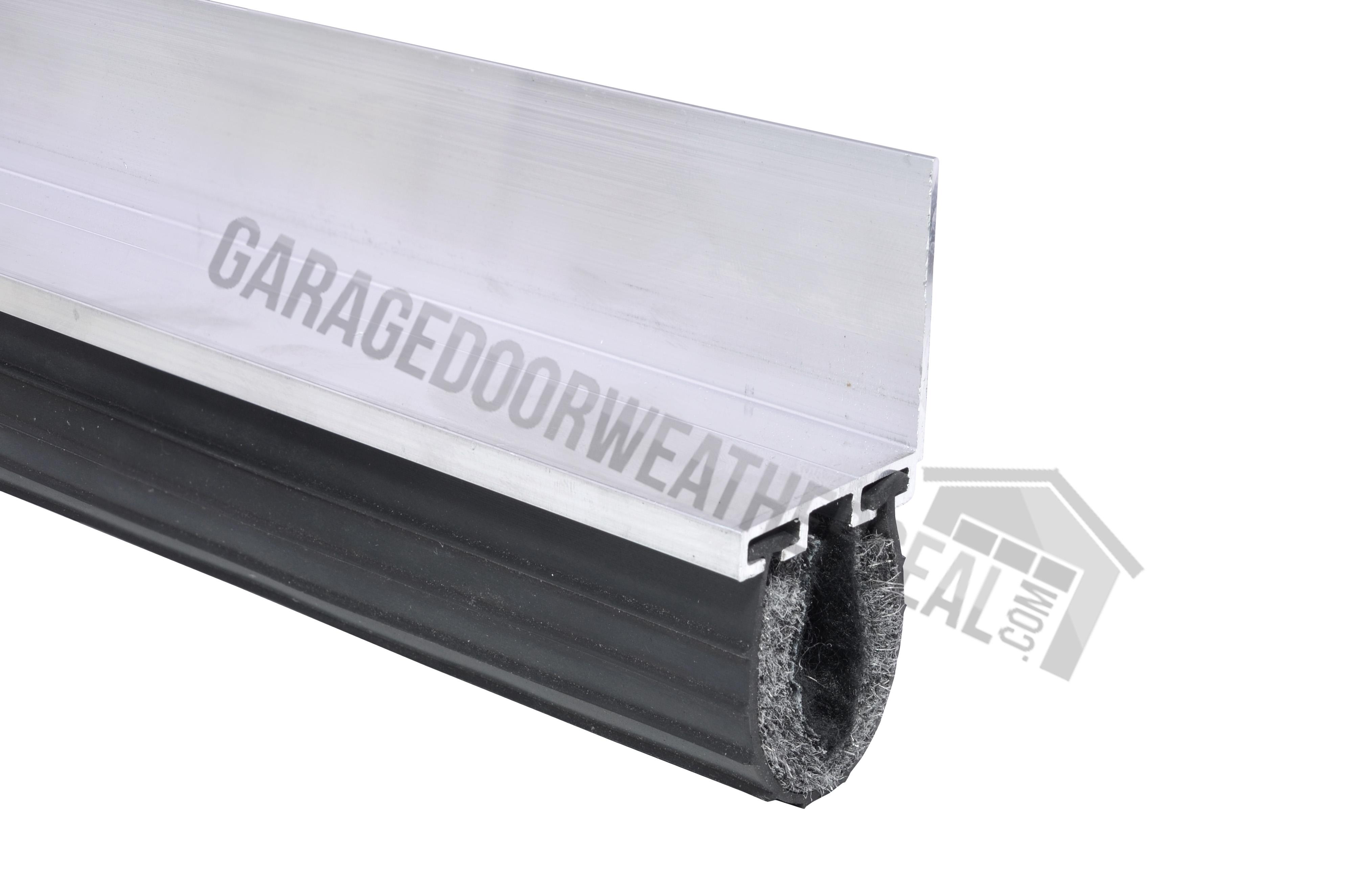 Garage Door Bottom Weather Seal Kit - Garage Door Weather Seal