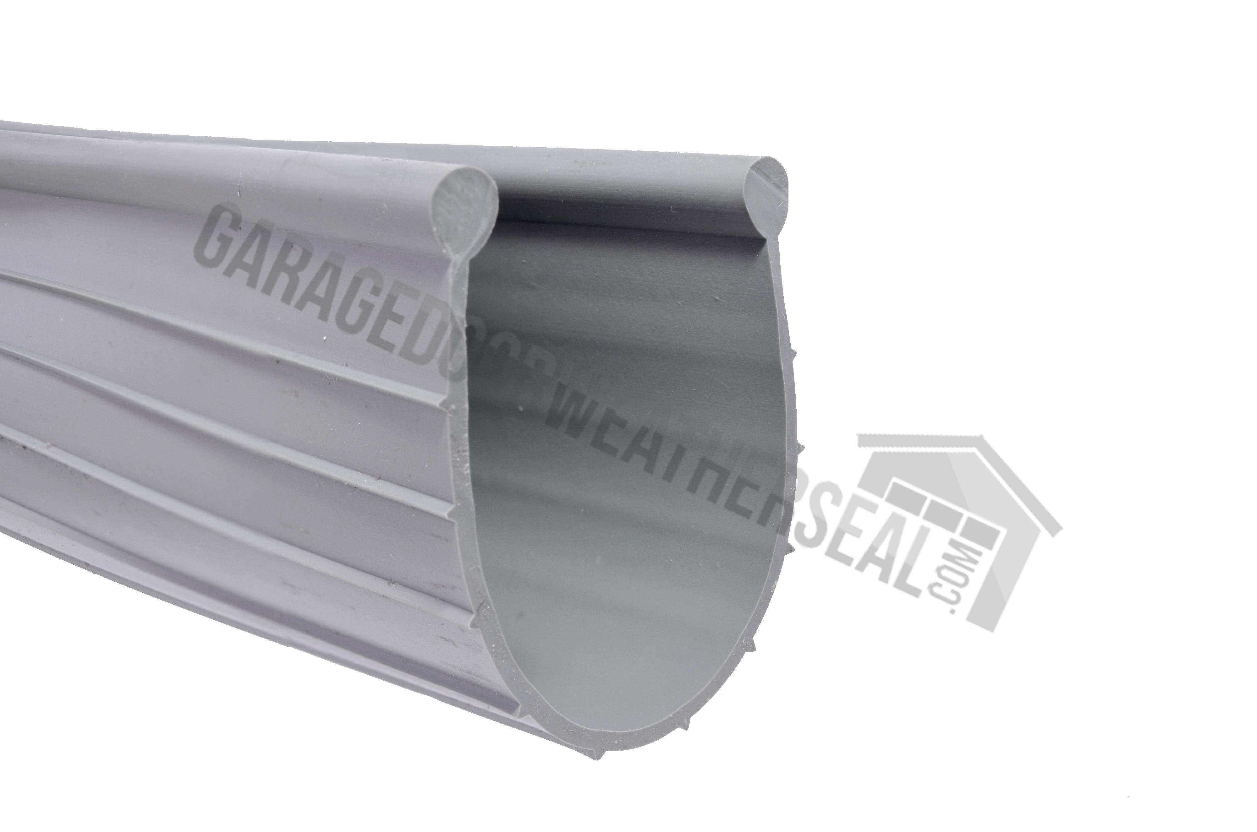 Garage Door Weather Seal Bead Type Gray