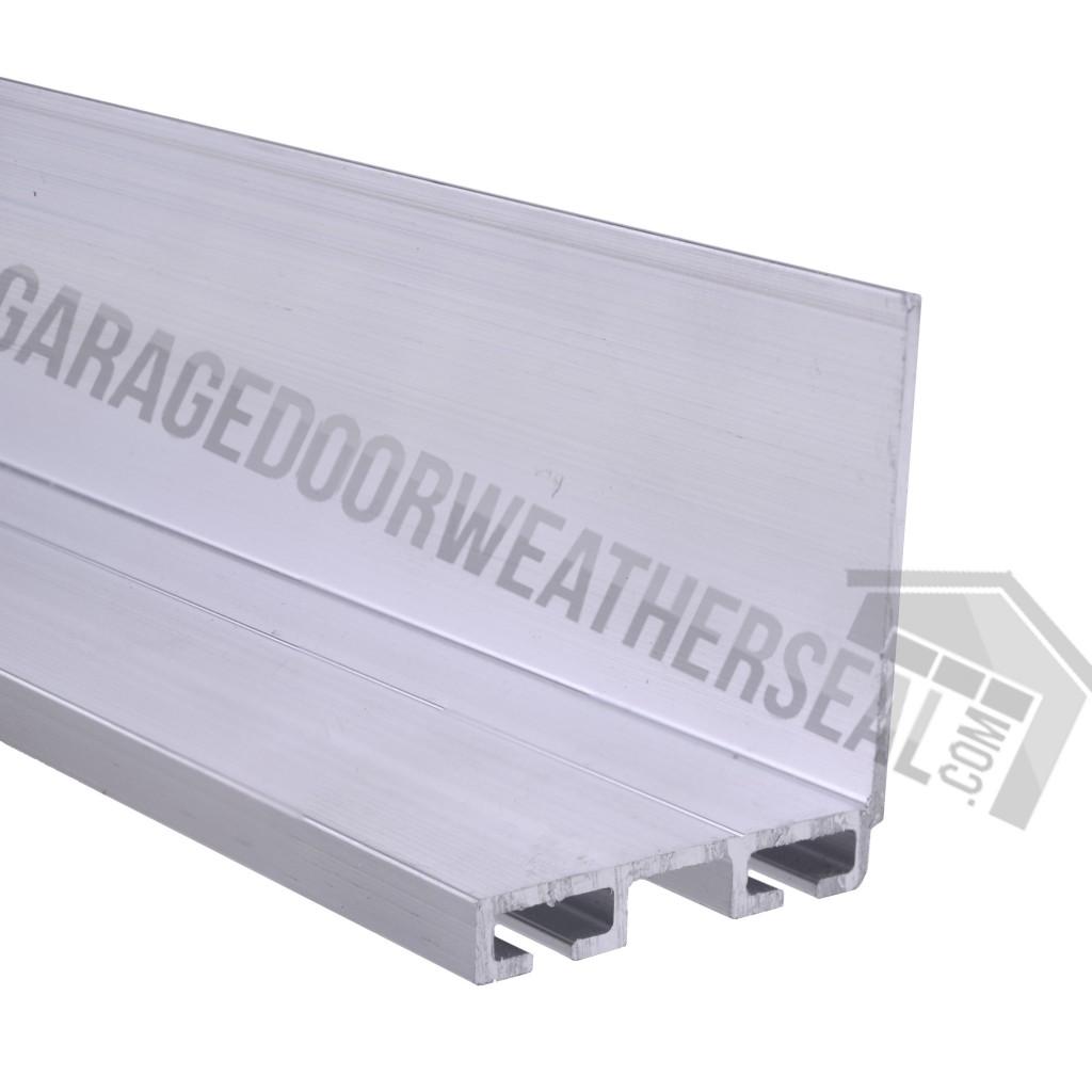 seal floor garage product door for retainer uneven bottom super weather stripping