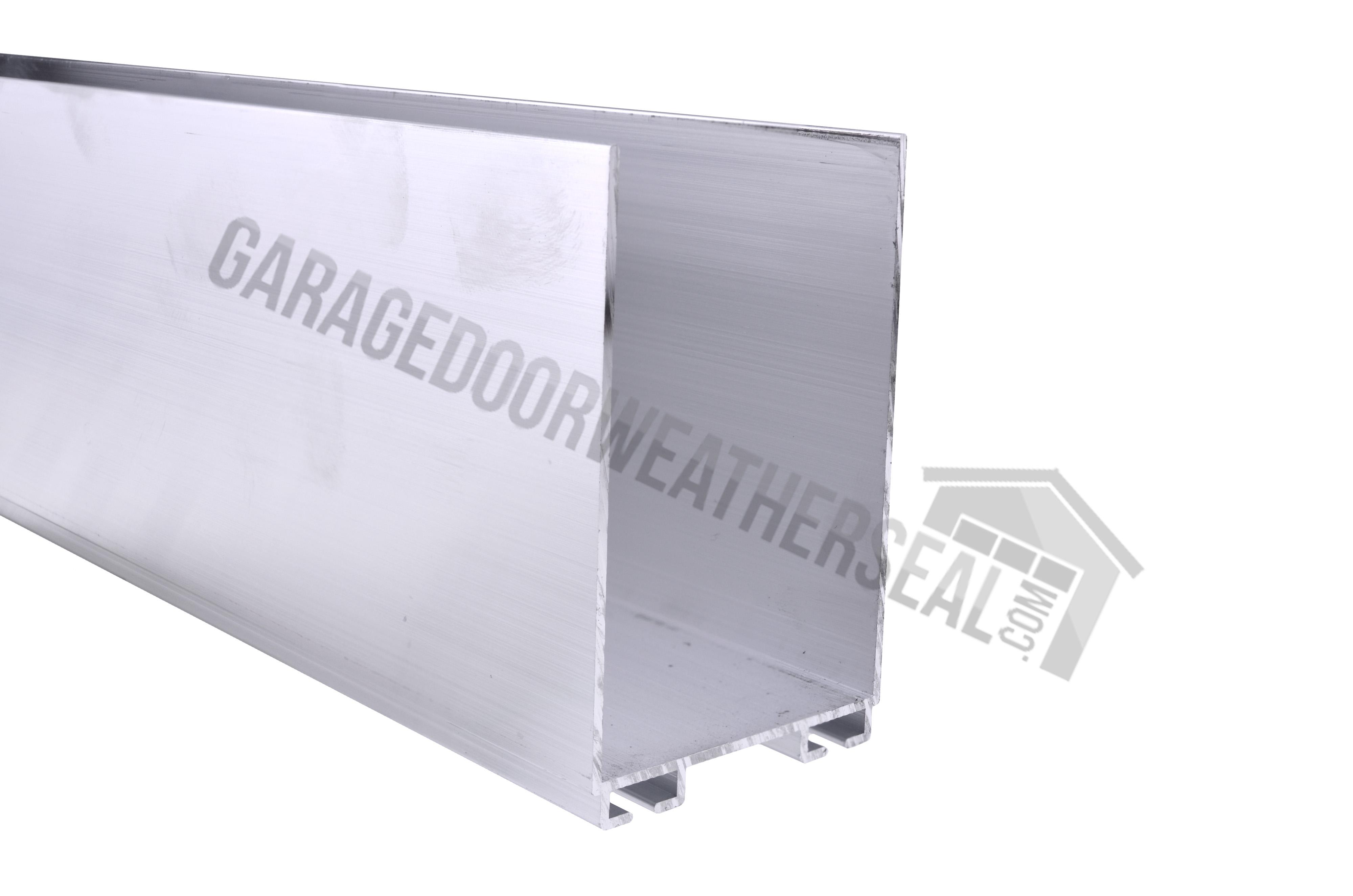 Aluminum Garage Door Retainer
