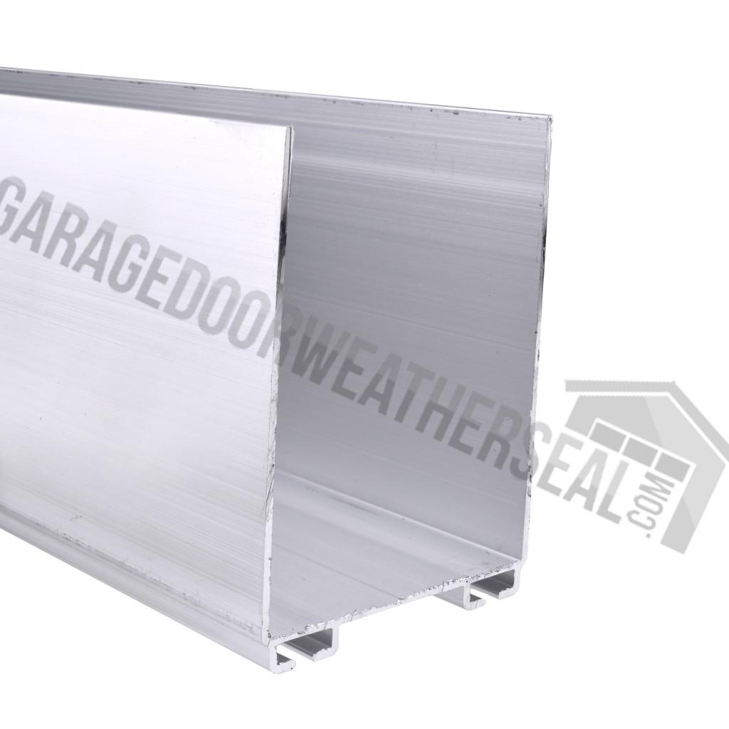 Garage Door Bottom Seal Retainer 3 X 2