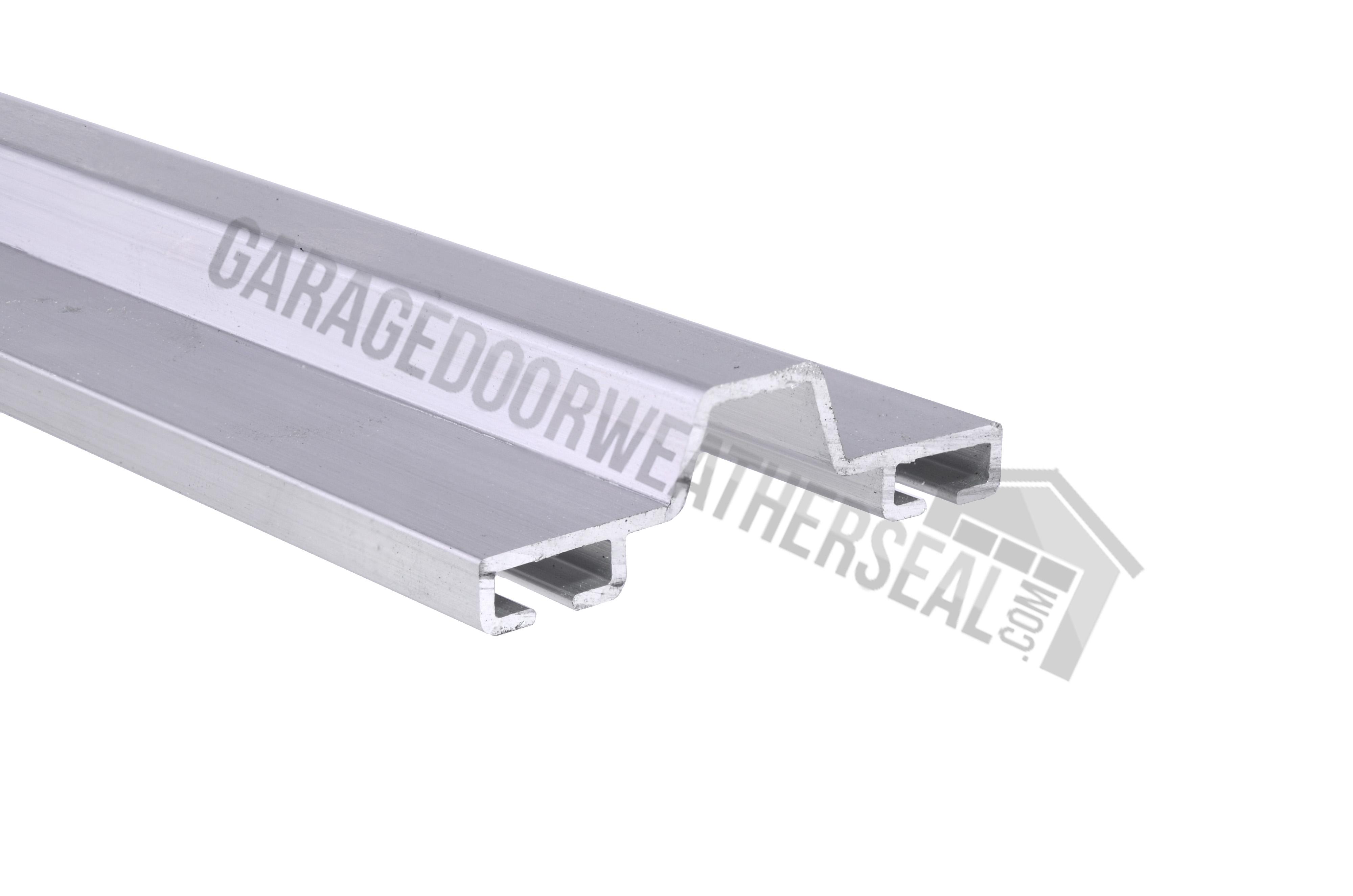 garage door seal retainer