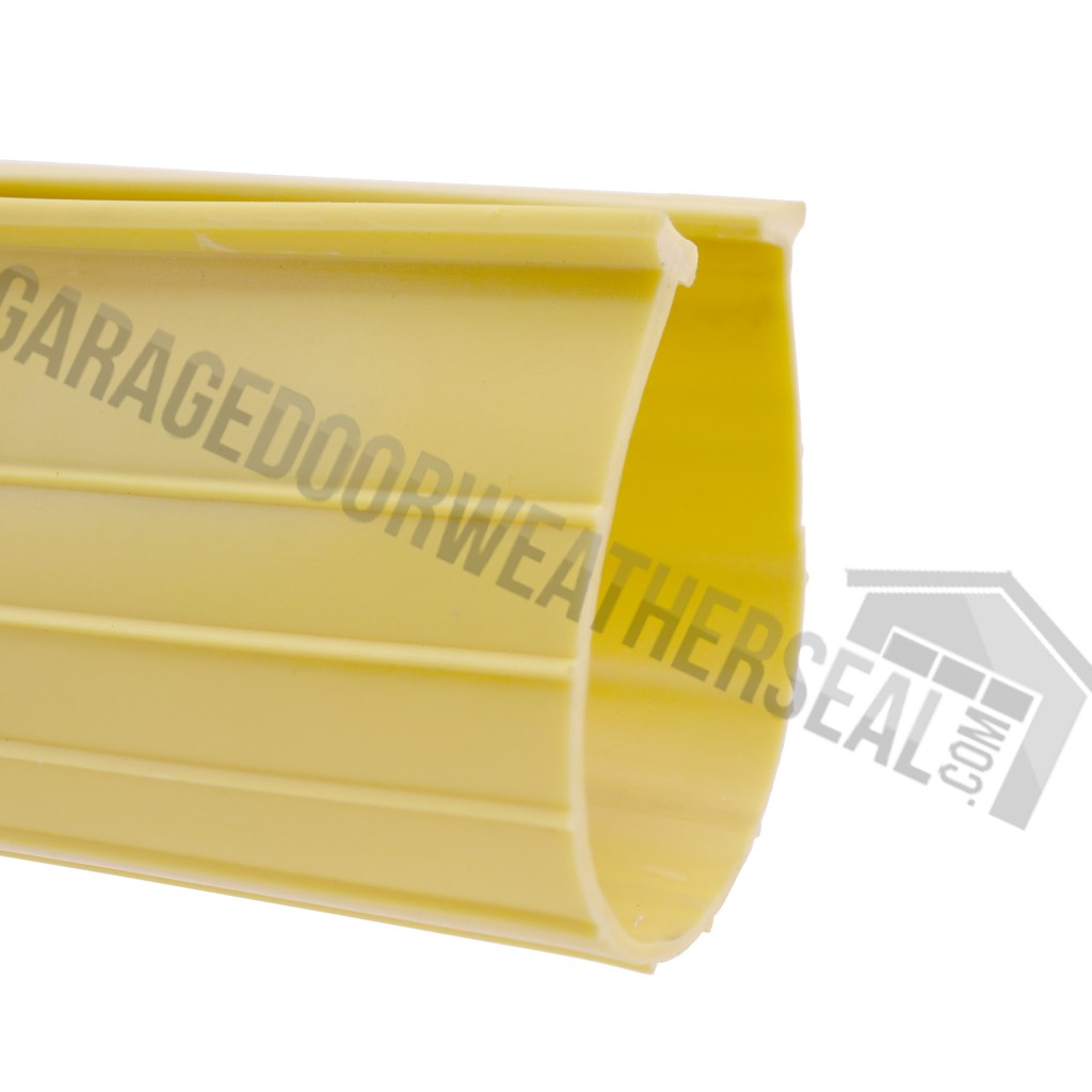 Garage Door Seal Safety Yellow
