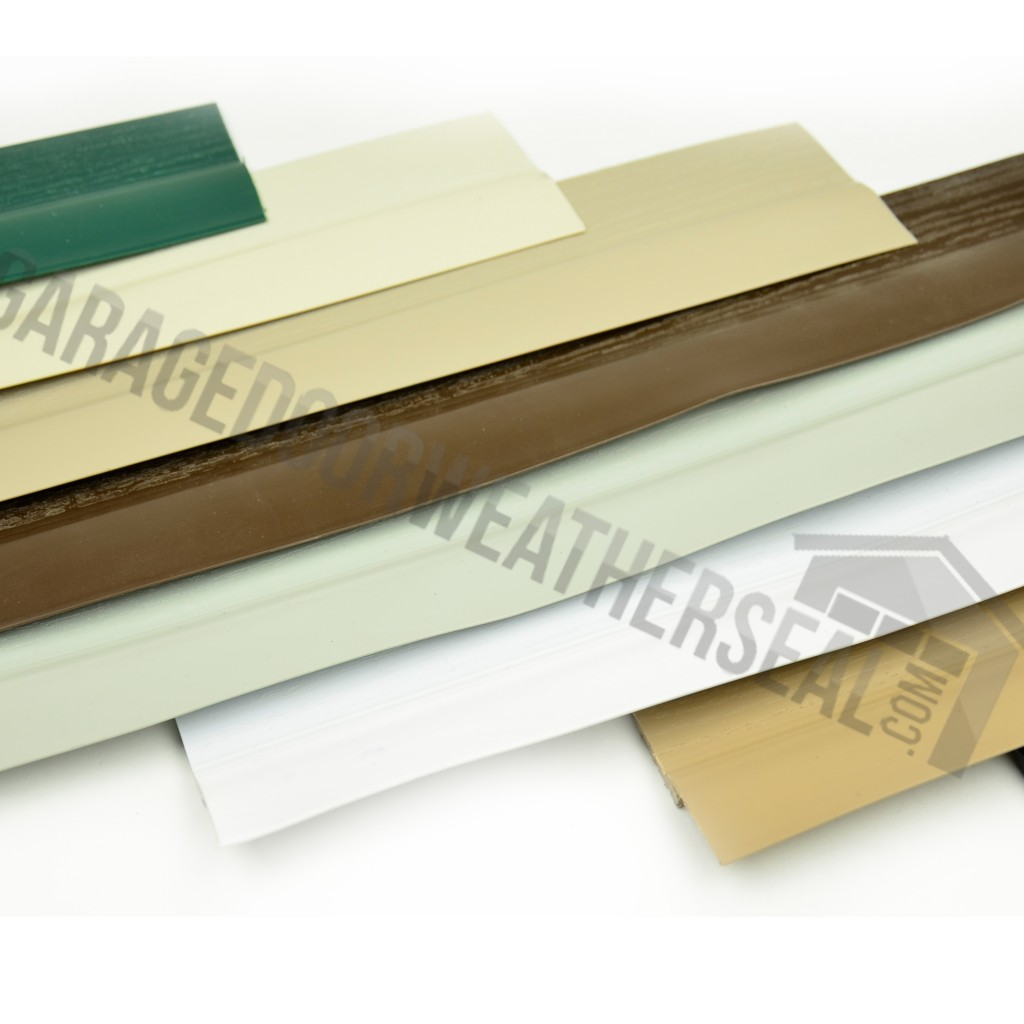 Garage Door Seals For Top And Sides Garage Door Weather Seal