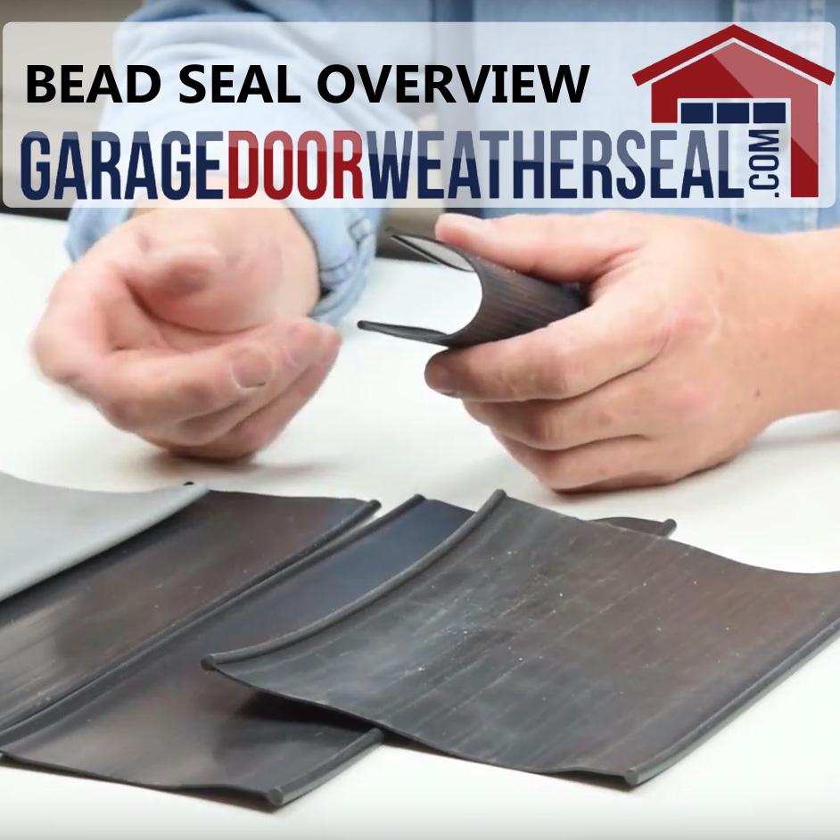 Bead Style Seals Archives Garage Door Weather Seal