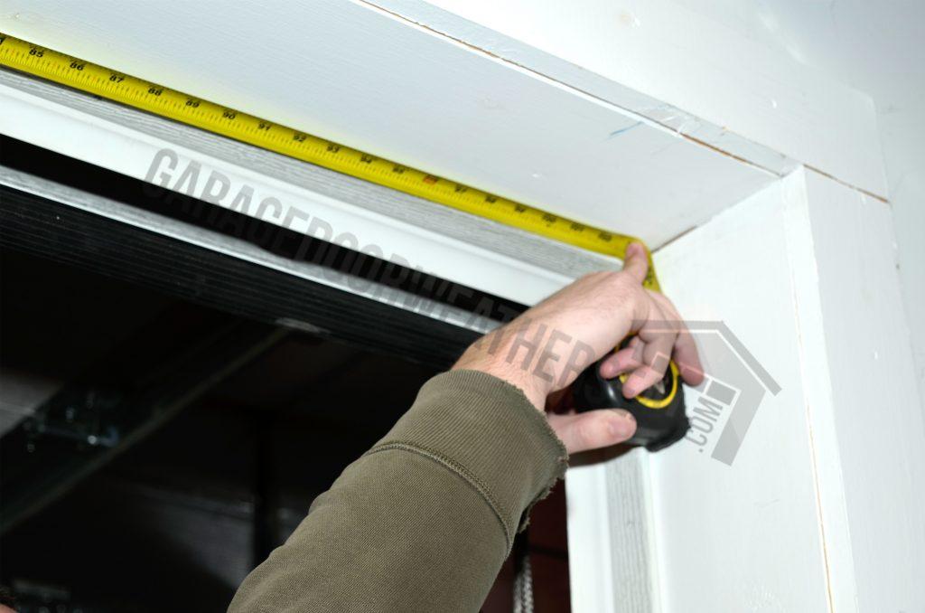 How To Install Garage Door Weather Stripping Garage Door