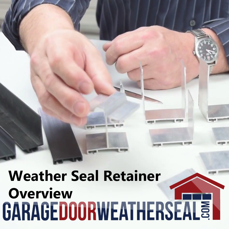 Garage Door Weather Seal