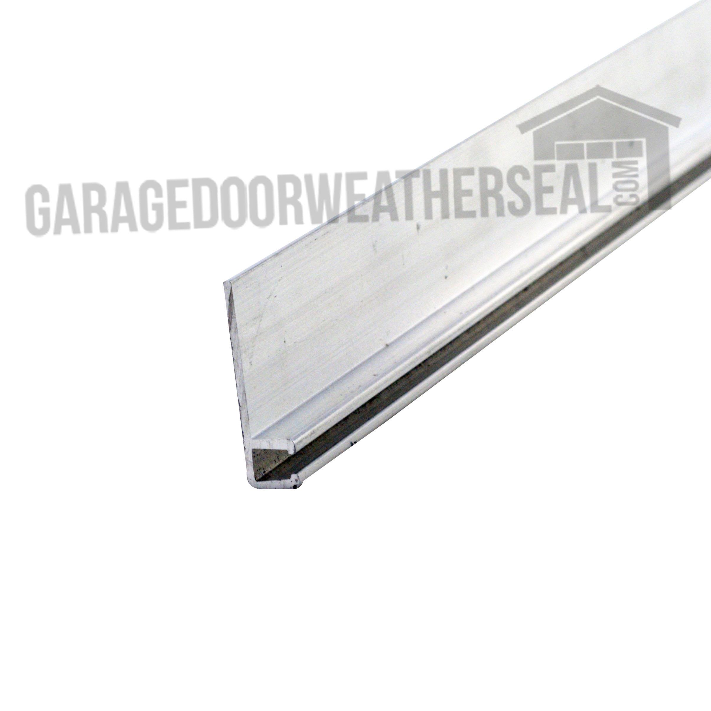 Garage Door Retainer - 1 Inch 90 Degree