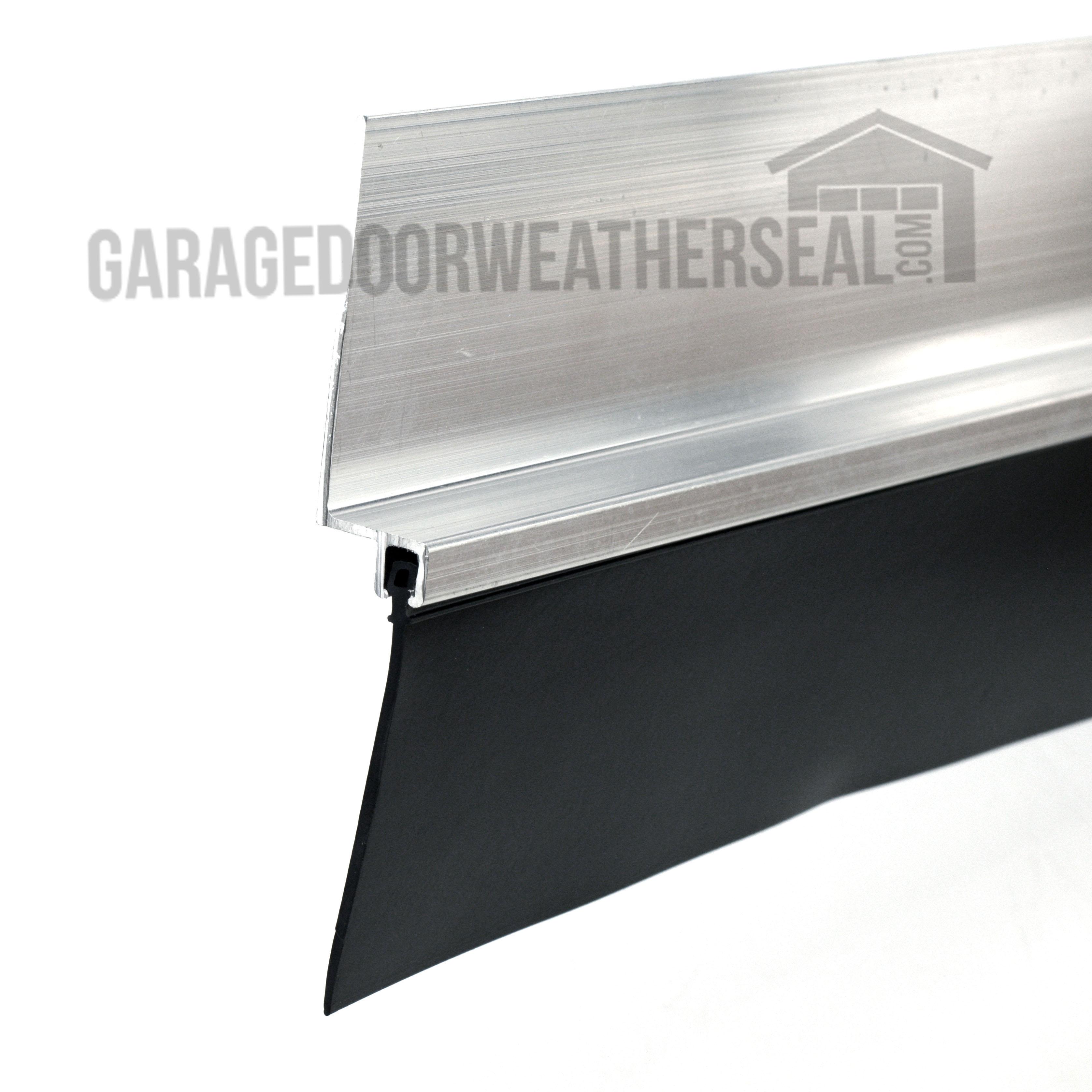Garage Door Retainer 2 Inch Offset Garage Door Weather