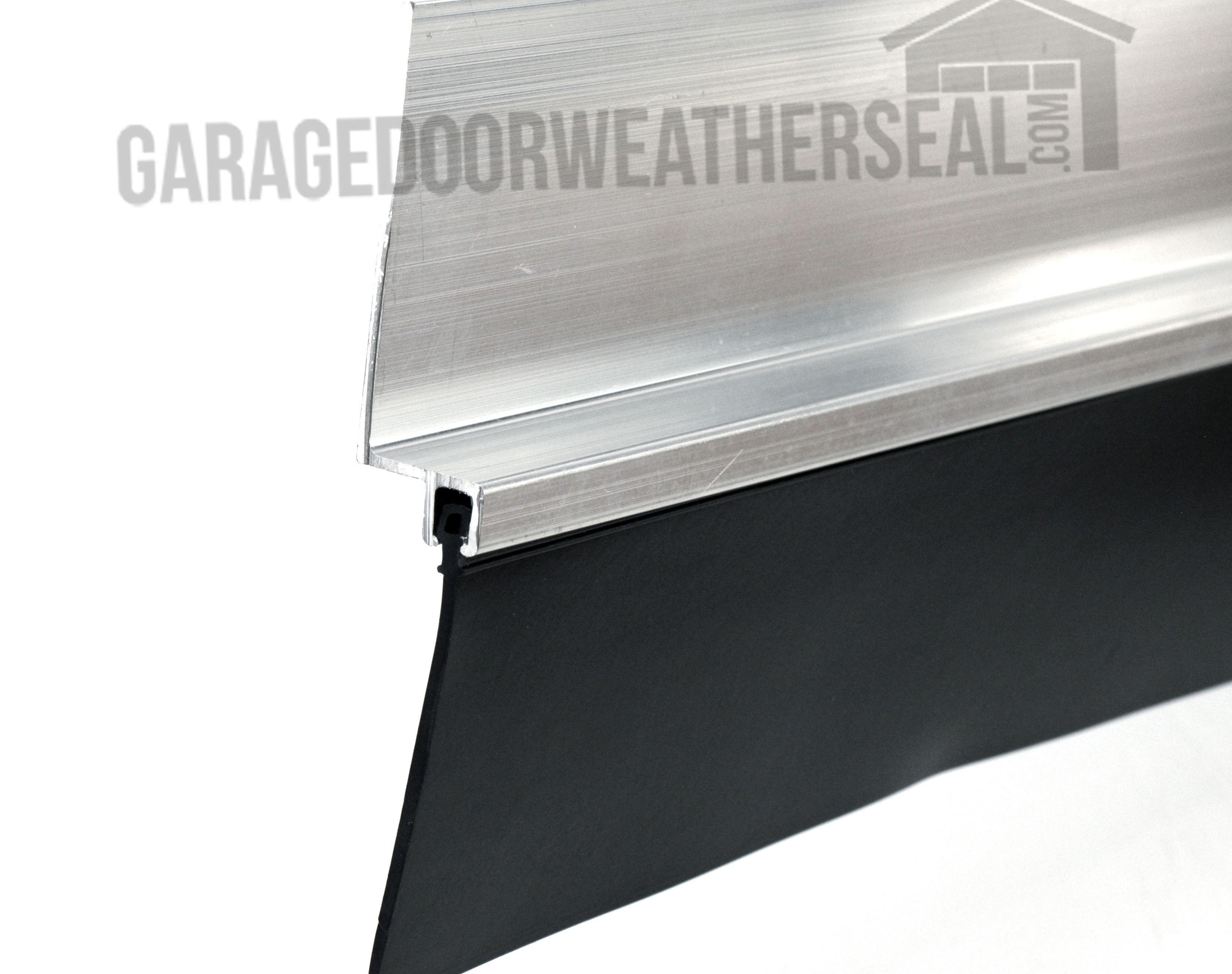 Garage Door Retainer 3 Inch Offset Garage Door Weather