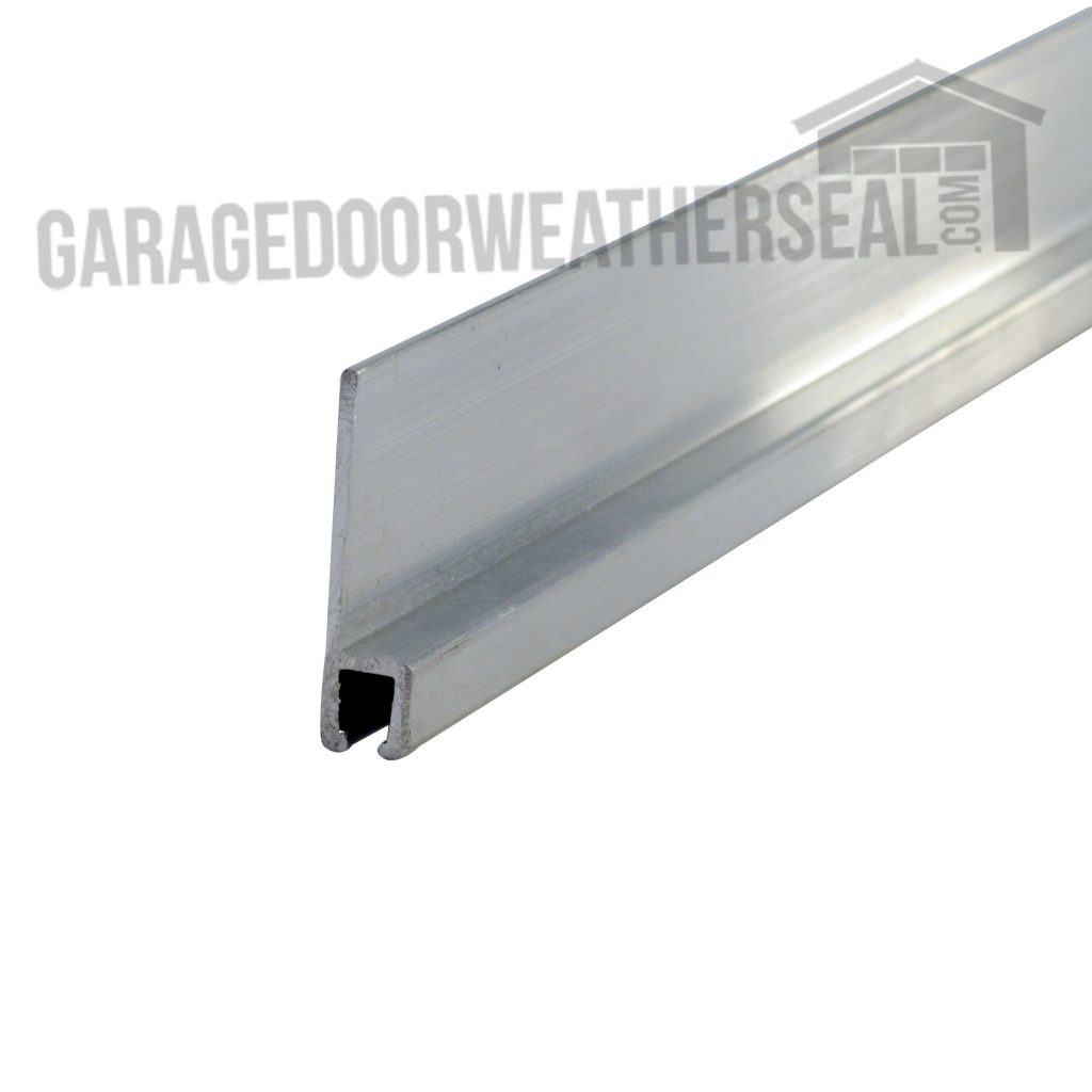 Garage Door Retainer - 1 Inch Straight