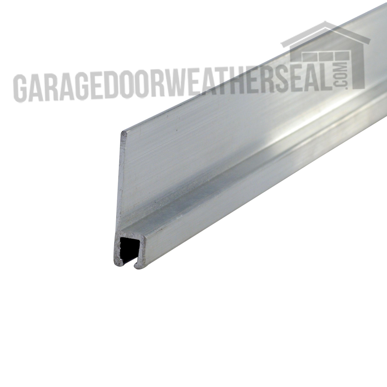 Garage Door Retainer - 1 Inch Straight