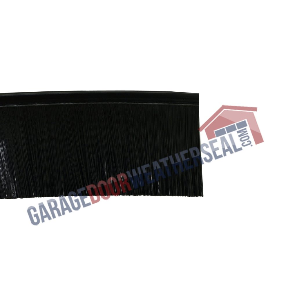 Garage Door Brush Seal 1-5""