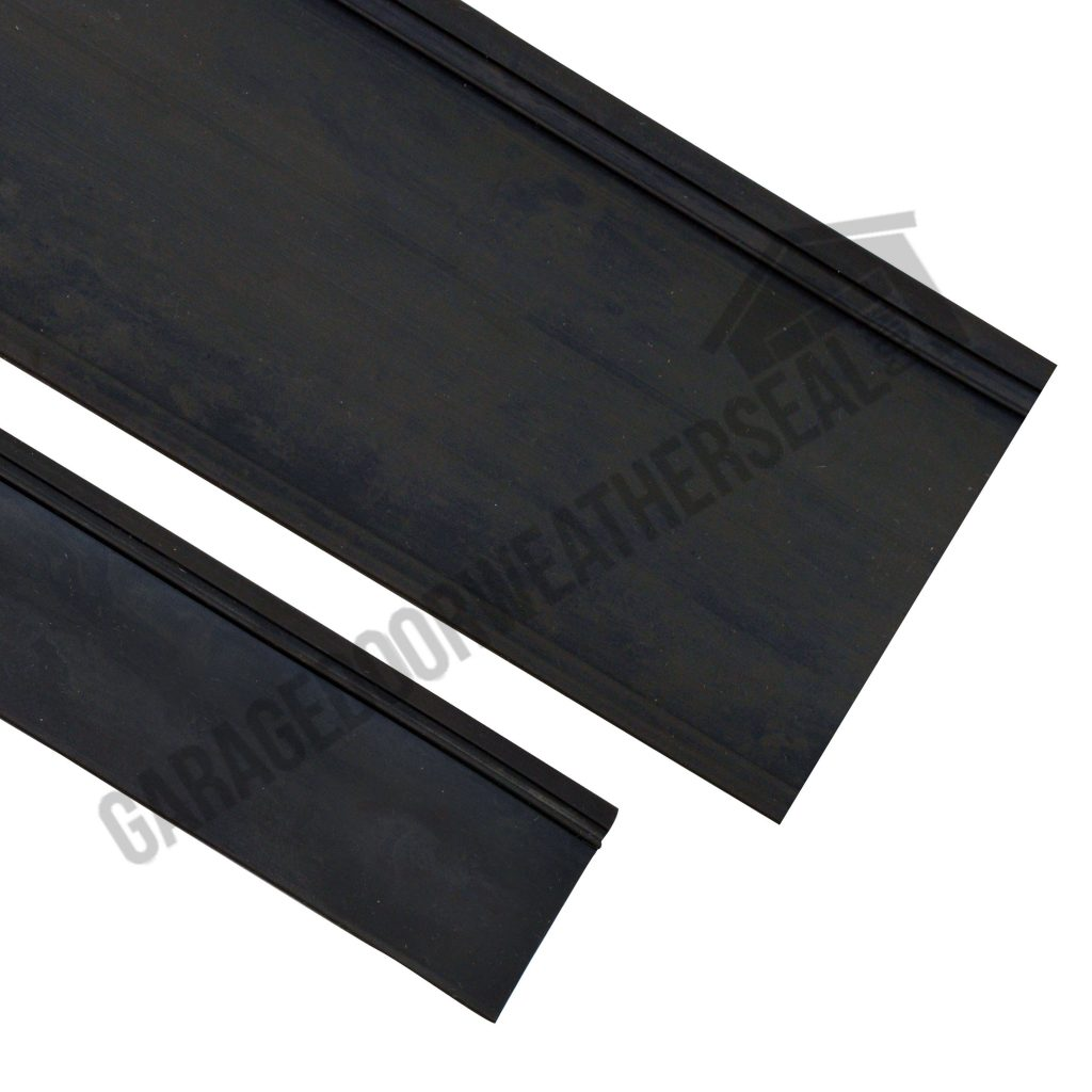 Rubber Garage Door Weather Seal Blade