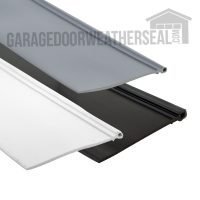 Vinyl Garage Door Weather Seal Blade